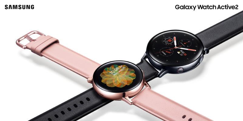 Galaxy Watch Active2 – nowy elegancki smartwatch marki Samsung, który pomoże zadbać o zdrowie i samopoczucie