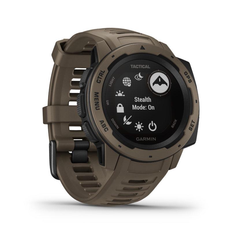Garmin prezentuje zegarek Instinct Tactical