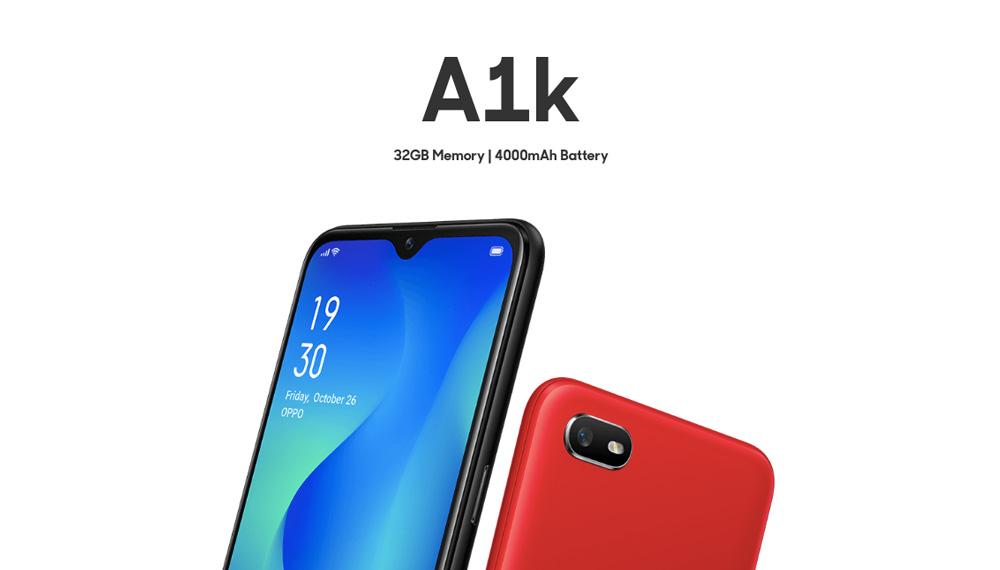 OPPO prezentuje najnowszy smartfon A1k