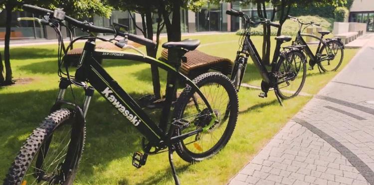 Nowość: rowery elektryczne w Orange