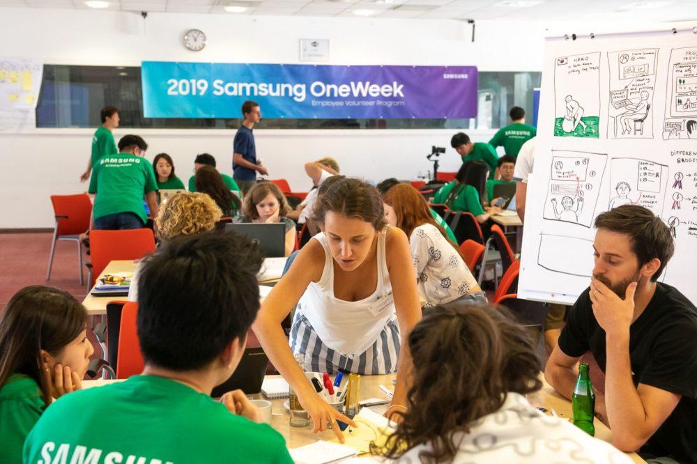 Polska reprezentacja startupów podczas Samsung OneWeek w Budapeszcie