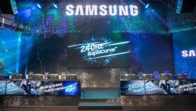 Gamescom 2019: Samsung prezentuje Space Gaming Monitor i zapowiada wprowadzenie na rynek europejski modelu CRG5 240 Hz