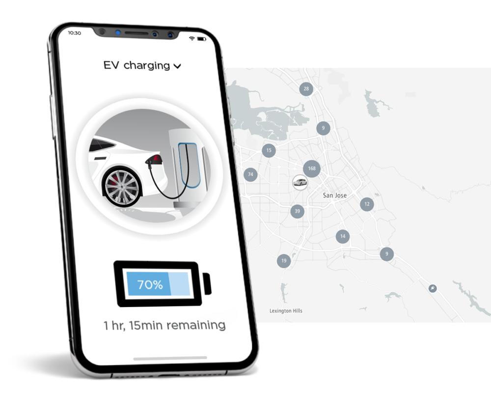 TomTom wprowadza nowe narzędzia, aby wspierać pojazdy elektryczne