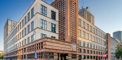 Orange Polska sprzedaje kompleks nieruchomości w centrum Warszawy