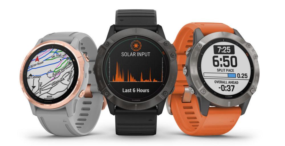 Garmin przedstawia serię fenix 6 - najnowszą generację smartwatchy premium