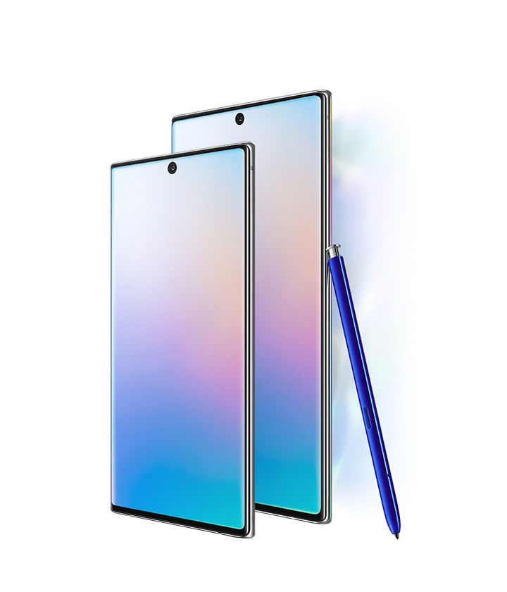 Samsungu Galaxy Note 10