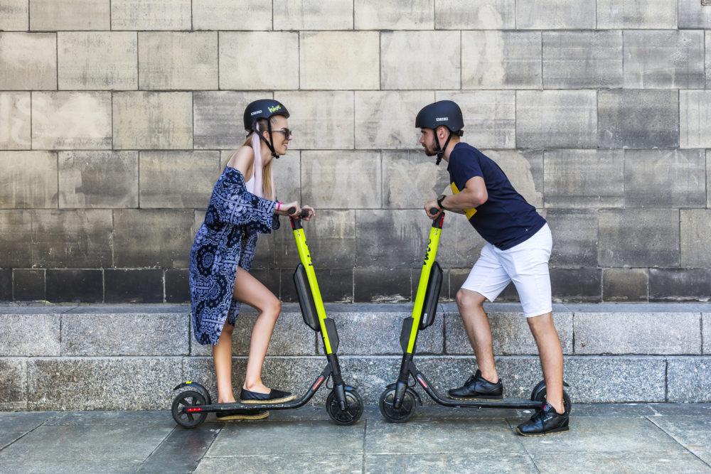 HIVE wprowadza e-hulajnogi na ulice Gdańska