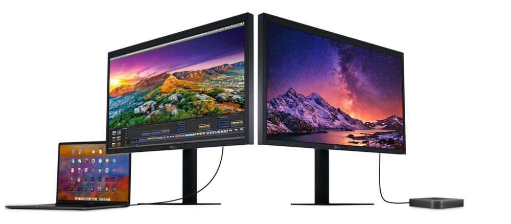 LG wprowadza na rynek nowy monitor UltraFine 5K, z myślą o użytkownikach Apple