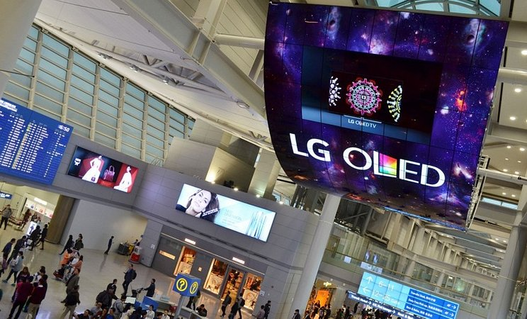 Wraz z rosnącym popytem na panele OLED, LG Display inwestuje kolejne miliardy dolarów w ich produkcję