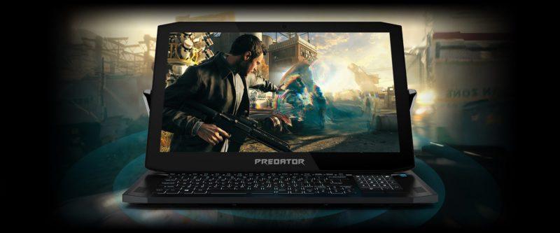 Gamingowa bestia z konwertowalnym ekranem już dostępna w Polsce. Predator Triton 900 to wielofunkcyjny laptop do gier