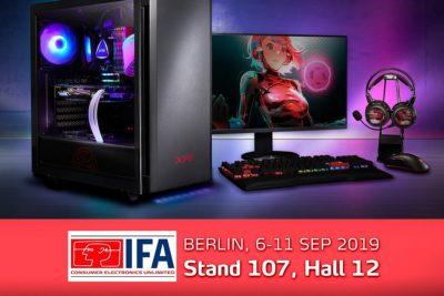 IFA Berlin 2019: XPG zaprezentuje pierwszą na świecie mysz gamingową 4D