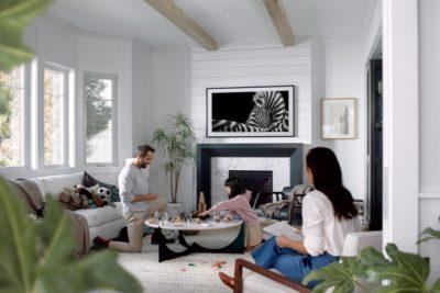 Telewizor The Frame 2019: bo liczy się sztuka. I kropka (kwantowa)