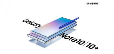 Popularność serii Galaxy Note10 w Polsce przerosła oczekiwania