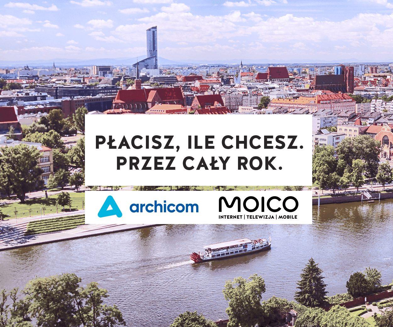 Płać ile chcesz - podsumowanie akcji MOICO x ARCHICOM