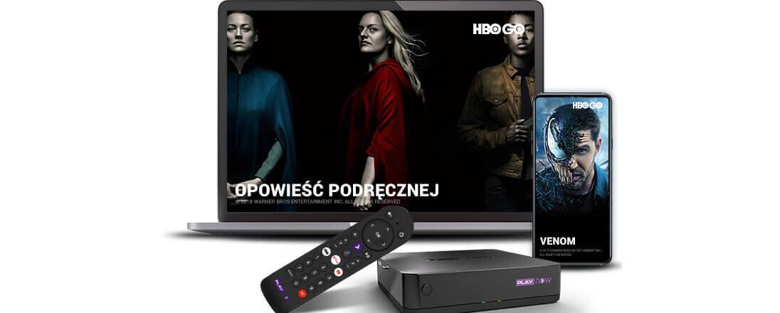 Play obniża ceny pakietu kanałów HBO z HBO GO