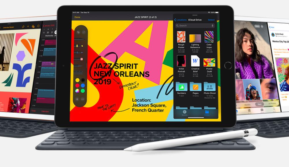 Apple przedstawiła budżetową wersję iPad z ekranem 10,2 cala