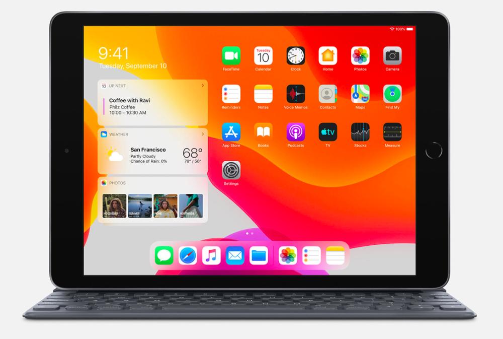 Apple przedstawiła budżetową wersję iPad z ekranem 10,2 cala 3