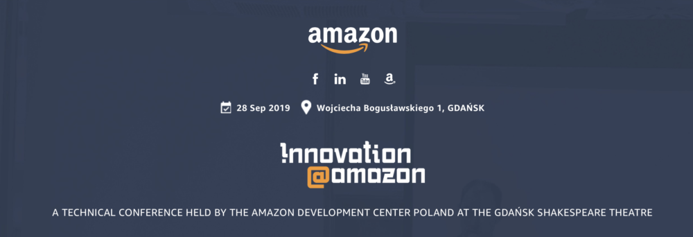Wejdź do świata Alexy na Innovation@Amazon