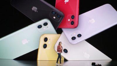Przedstawili iPhone 11: nowy flagowiec ze starym wzorem