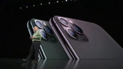 Przedstawili iPhone 11 Pro: główny flagowiec tego roku