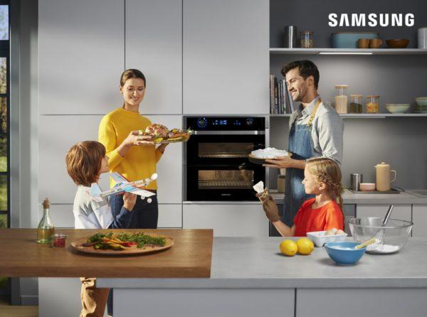 Przepis na idealne wnętrze z urządzeniami Samsung. Kupuj, urządzaj i otrzymaj zwrot aż do 1500 zł