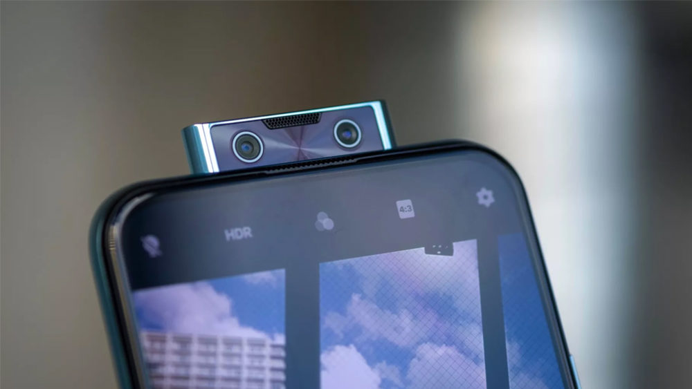Vivo zaprezentowała smartfon z podwójną wysuwaną kamerą do selfie