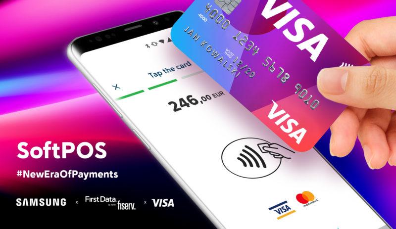 IFA 2019: SoftPOS – rozwiązanie, które zmienia smartfony i tablety w zbliżeniowe terminale płatnicze