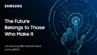 Samsung R&D Institute Poland z kampanią skierowaną do profesjonalistów IT