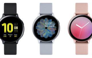 Galaxy Watch Active2 wyprzedany w polskiej przedsprzedaży