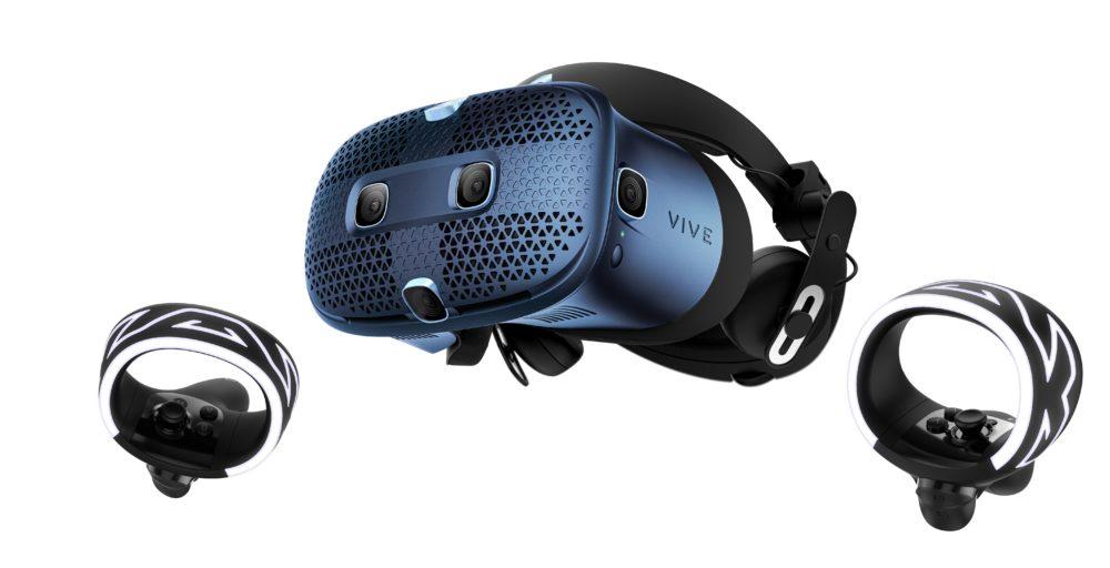 system rzeczywistości wirtualnej vivo htc