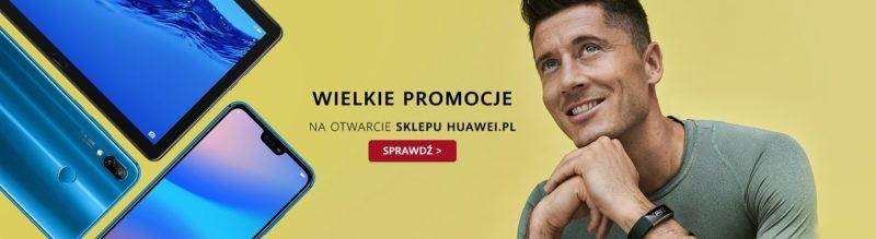 Rusza huawei.pl – oficjalny sklep internetowy marki