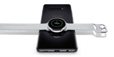 Kup Samsung Galaxy S10 lub S10+ a smartwatch Galaxy Watch Active otrzymasz w prezencie
