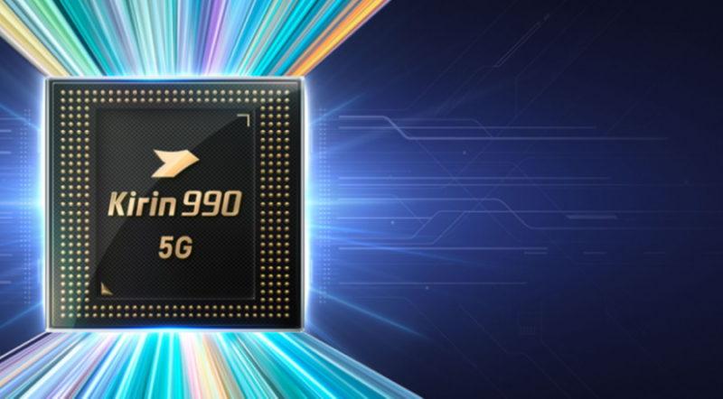 Huawei prezentuje nowe, flagowe procesory: Kirin 990 i Kirin 990 (5G)
