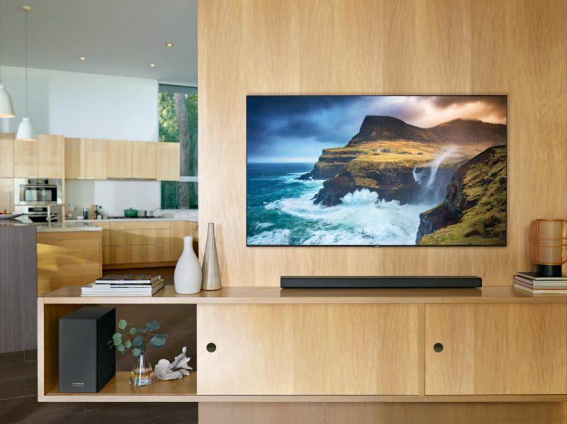 Design i technologia, czyli telewizory Samsung podczas Warsaw Home