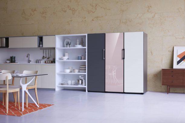 Ekskluzywna linia urządzeń do zabudowy i lodówka, którą zaprojektujesz sam – kuchenne nowości od Samsung na targach IFA 2019