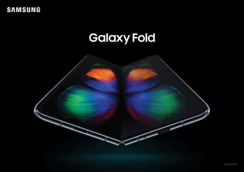 Samsung Galaxy Fold już dostępny