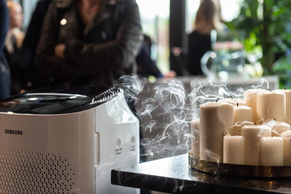 Samsung wprowadza na polski rynek nową kategorię produktową – oczyszczacze powietrza