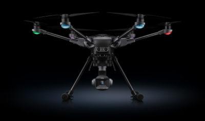 Nowy dron Typhoon H3 z kamerą ION L1 Pro przygotowany we współpracy Yuneec i Leica