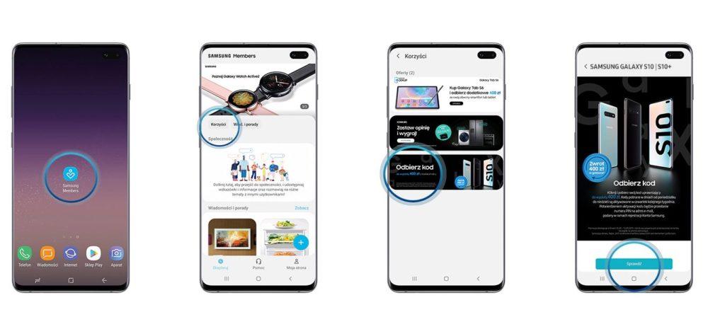 Samsung Galaxy S10 – ruszyła nowa promocja