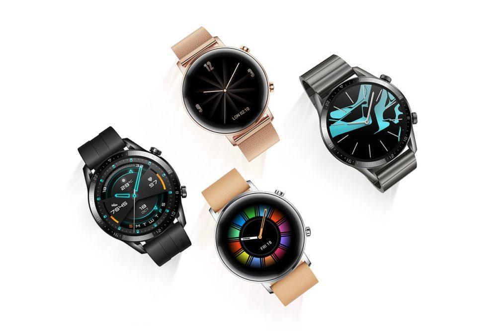 Huawei prezentuje Watch GT 2 – nowa generacja smartwatcha, który działa nawet przez 14 dni