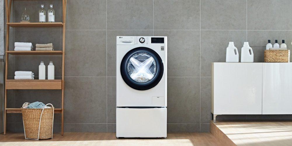 Pralki LG ze sztuczną inteligencją i silnikiem Direct Drive już niedługo w sprzedaży w Europie