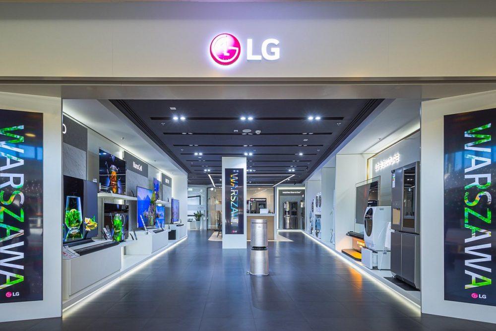 LG poszerza strategię i wkracza na rynek dóbr premium – otwierając w Warszawie swój pierwszy w Europie Brand Store