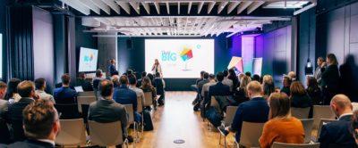 Finaliści programu Think Big: Grow Smarter zaprezentowali swoje rozwiązania przed jury.