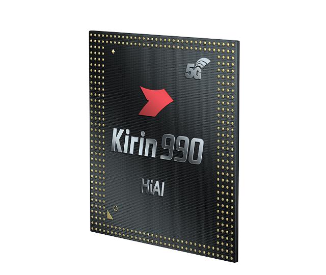 Huawei prezentuje nowe, flagowe procesory: Kirin 990 i Kirin 990 (5G) 1