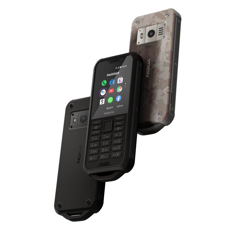 Ekscytujące smartfony Nokia 7.2 i 6.2, klasyczne telefony w nowym wydaniu i bezprzewodowe słuchawki, czyli Nokia prezentuje sześć nowości