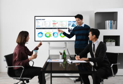 Samsung wePresent – nowe możliwości cyfrowego flipcharta