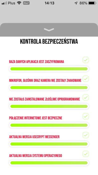 System inwigilacji Pegasus straszy użytkowników polskich sieci. Komunikator UseCrypt pozwoli zachować prywatność