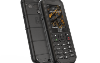 Firma Cat wprowadza na rynek telefon Cat B26