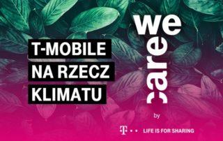T‑Mobile na rzecz klimatu