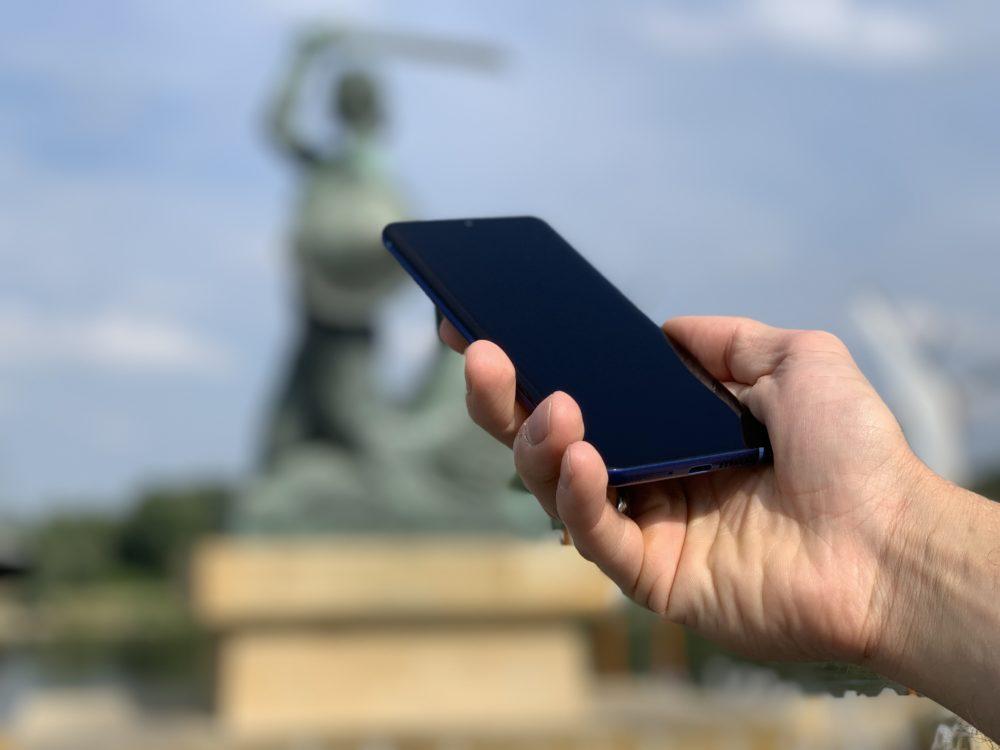 Testy 5G w Warszawie w obiektywie 3